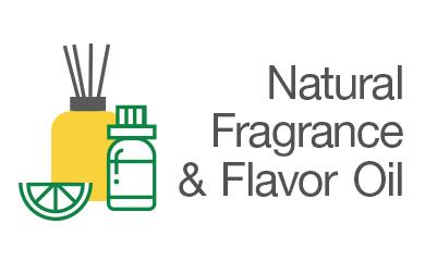 Natural Fragrance & Flavor Oil
