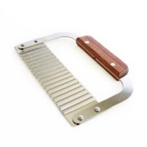 มีดตัดสบู่แบบหยัก