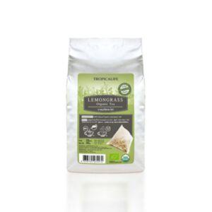 ชาตะไคร้ออแกนิคแบบถุง LEMONGRASS TEA - ORGANIC (TEA BAG) 2g*40pcs.