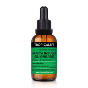 ARNICA INFUSED OIL - ORGANIC (น้ำมันอาร์นิก้า อินฟิวส์ ออแกนิค)