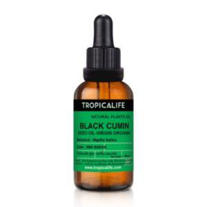 BLACK CUMIN SEED OIL - VIRGIN ORGANIC (น้ำมันเมล็ดเทียนดำ เวอร์จิ้น ออแกนิค)