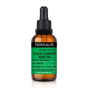 BLACK CURRANT SEED OIL - REFINED (น้ำมันเมล็ดแบล็คเคอแรนท์)
