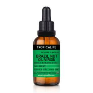 BRAZIL NUT OIL - VIRGIN (น้ำมันบราซิลนัท เวอร์จิ้น)
