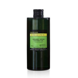 COCONUT OIL - VIRGIN ORGANIC (น้ำมันมะพร้าว เวอร์จิ้น ออแกนิค)