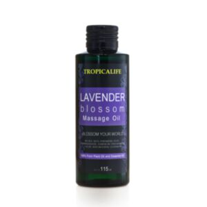 LAVENDER BLOSSOM MASSAGE OIL 115ml