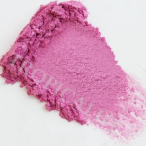 MICA SHIMMER POWDER - CARMINE RED
