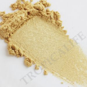 MICA SHIMMER POWDER - GOLD