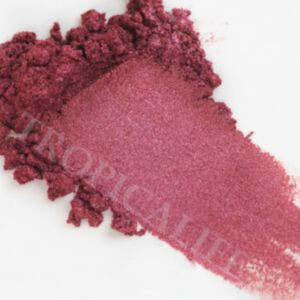 MICA SHIMMER POWDER - BORDEAUX