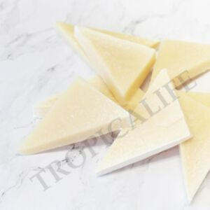 OPAQUE NATURAL GLYCERIN MELT & POUR SOAP BASE - MPN40 SLS/SLES FREE (เบสสบู่ขุ่น ธรรมชาติ)
