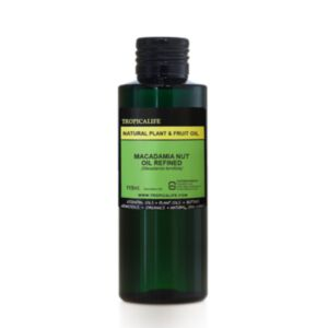MACADAMIA NUT OIL - REFINED (น้ำมันถั่วแมคคาดาเมีย รีไฟน์)