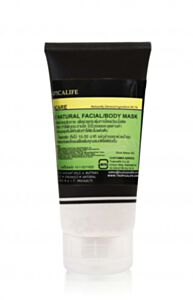 BASE NATURAL FACIAL/BODY MASK INTENSIVE BRIGHTENING WITH LICORICE EXTRACT (99.7% NATURAL)