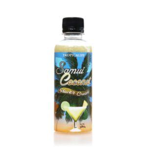 SAMUI COCONUT SHOWER CREAM WITH HONEY & PAPAYA EXTRACT (99.7% NATURAL)