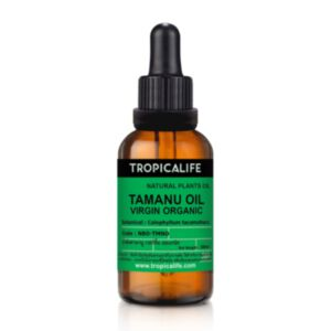 TAMANU OIL - VIRGIN ORGANIC (น้ำมันทามานู เวอร์จิ้น ออแกนิค)