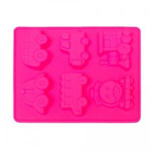SOAP SILICONE MOLD - แม่พิมพ์สบู่ ซิลิโคน รูปรถ 2
