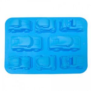 SOAP SILICONE MOLD - แม่พิมพ์สบู่ ซิลิโคน รูปรถ 3