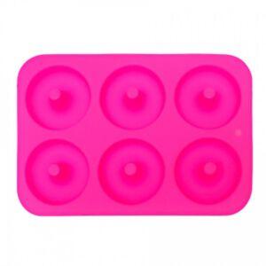 SOAP SILICONE MOLD - แม่พิมพ์สบู่ ซิลิโคน รูปโดนัท 2