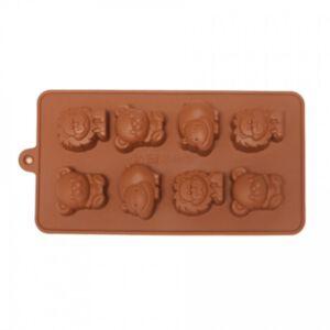 SOAP SILICONE MOLD - แม่พิมพ์สบู่ ซิลิโคน รูปสัตว์ 5
