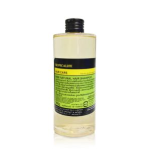 BASE NATURAL HAIR SHAMPOO WITH HYDROLYZED WHEAT PROTEIN AND GINSENG EXTRACT (96.8% NATURAL)