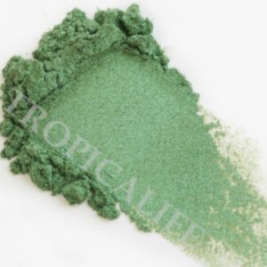 MICA SHIMMER POWDER - MAJESTIC GREEN