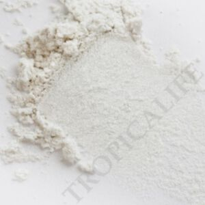 MICA SHIMMER POWDER - PEARL WHITE