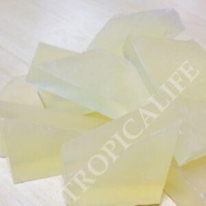 TRANSPARENT NATURAL GLYCERIN MELT & POUR SOAP BASE - MPN00 SLE/SLES FREE (เบสสบู่ใส ธรรมชาติ)