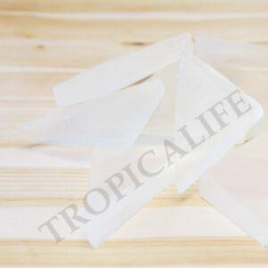 TRANSPARENT GLYCERIN MELT & POUR SOAP BASE - MPS00 (เบสสบู่ใส)