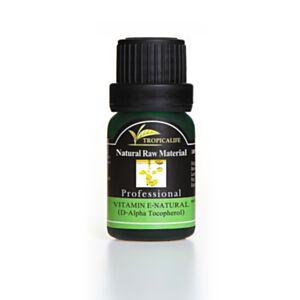 VITAMIN E 100% NATURAL D-ALPHA TOCOPHEROL (วิตามินอี เนเชอรัล)