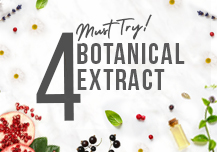 MUST TRY!! 4 BOTANICAL EXTRACT